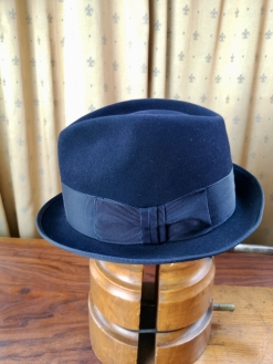 Navy Blue Stetson 'Royal' Hat