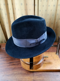 Dark Blue Stetson 'Royal' Hat