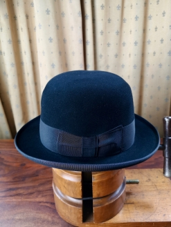 Black Mayser Hat