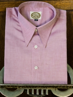Pink Tonic Spearpoint Shirt