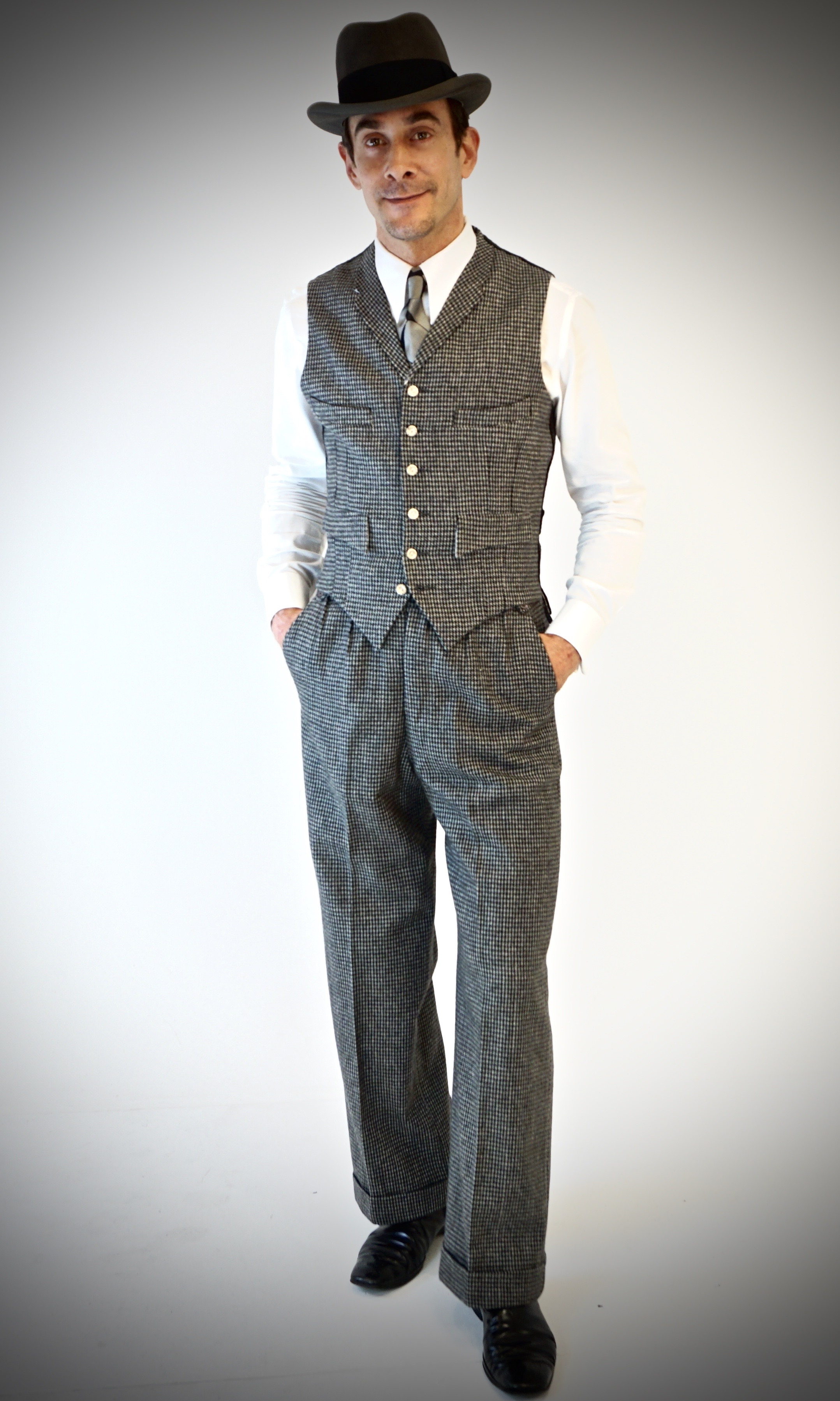 Mens vintage reproduction clothing