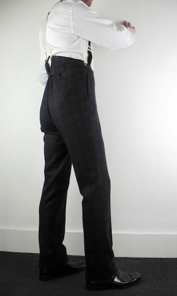 1920's-1930's Trousers
